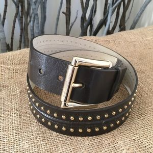 MICHAEL Michael Kors Studded Belt